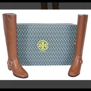 NIB TORY BURCH Sofia Brown sıze 6.5